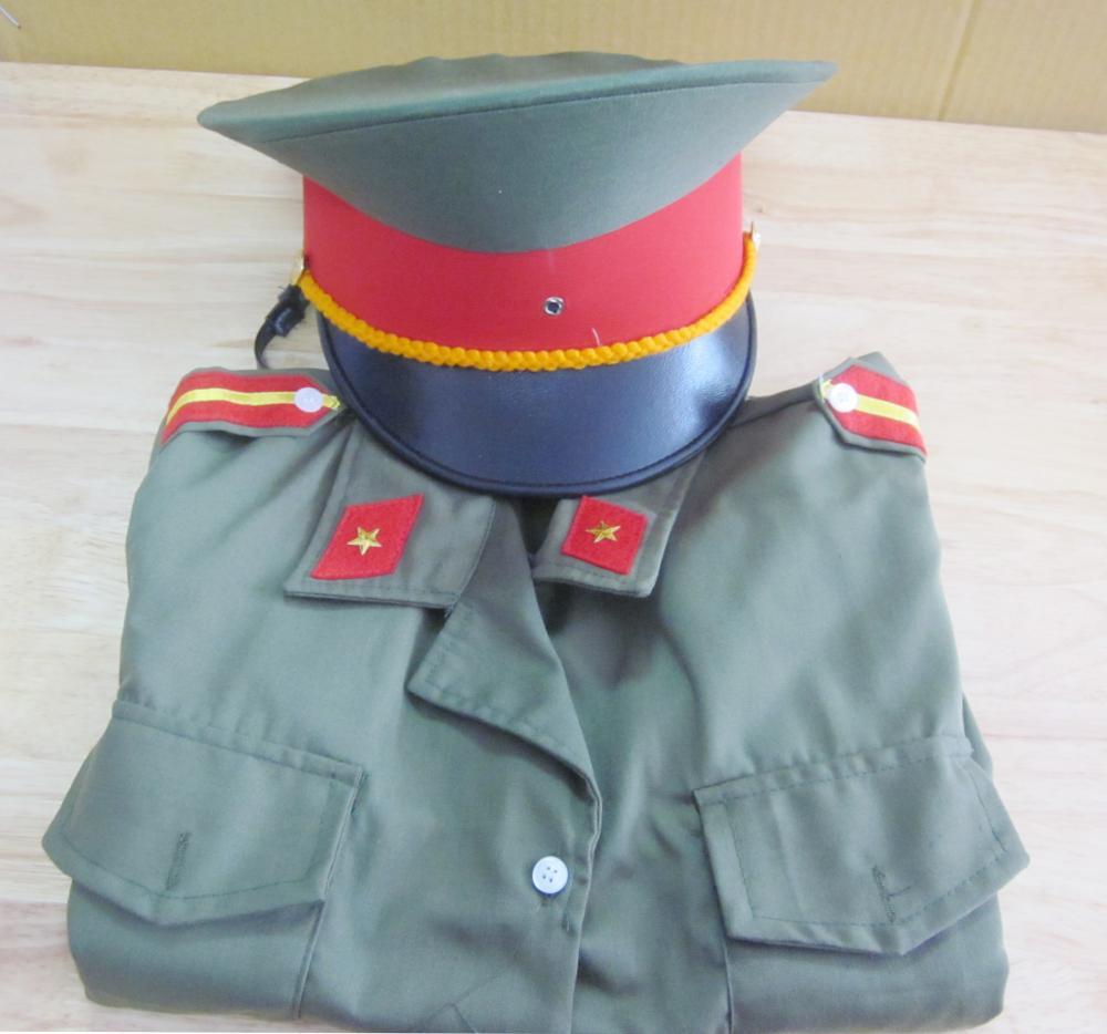 Bộ trang phục Bộ đội