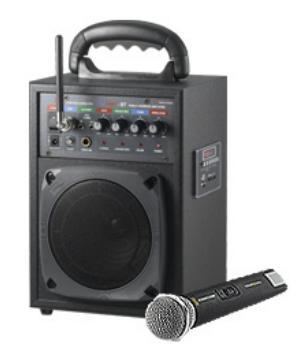 Thiết bị âm thanh di động Soundplus TrampSTU