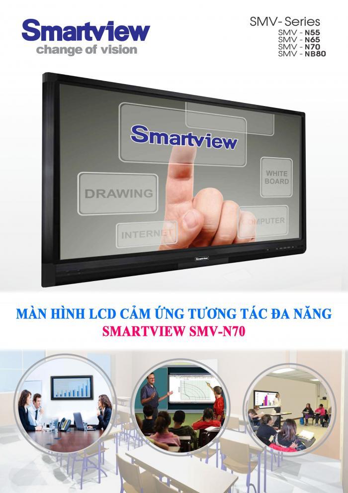 Tivi tương tác SMARTVIEW SMV_N70