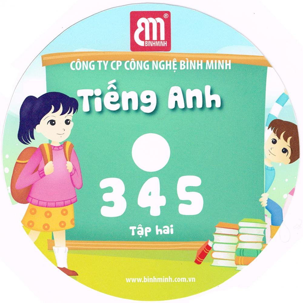 Phần mềm tiếng Anh 3-4-5 Phần 2