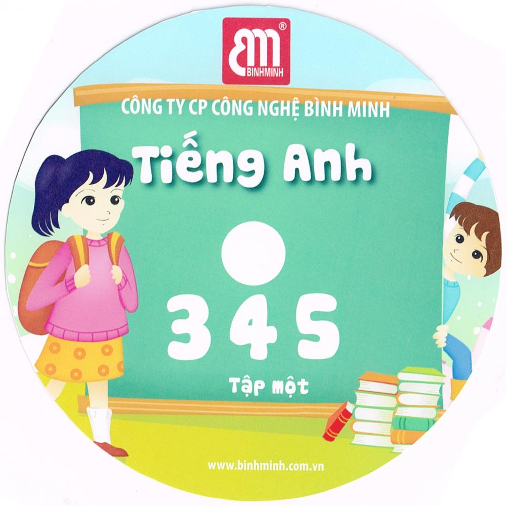Phần mềm Tiếng Anh 3-4-5 Phần 1