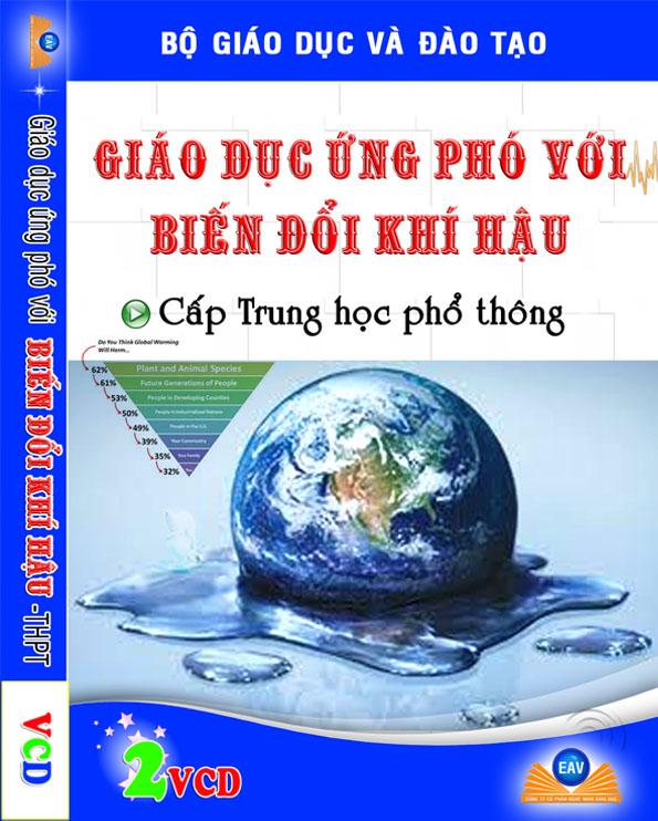 Giáo dục ứng phó với biến đổi khí hậu - THCS