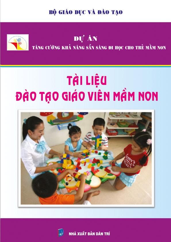 Tài liệu đào tạo giáo viên mầm non
